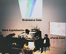 Brain Wave Chick Performance Image